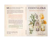 Essential Oils Cover Design