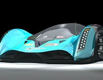 LMP1 ELECTRO MAGNETIC CONCEPT