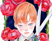The Gardener of Baby Roses