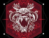 - Wolf Cage - MMA wear