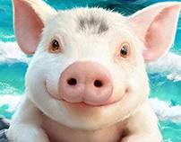 麦兵兵piggy bingbing