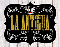 La Antigua (diseño de logotipo)