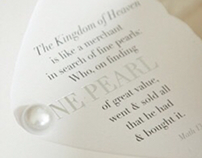 J&S Wedding Card