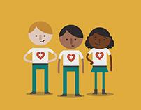 לב אחד / One Heart