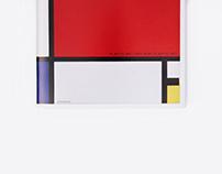 Piet Mondrian Monograph
