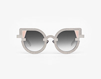 Still life photography for Portrait Eyewear e-commerce