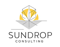 Sundrop Consulting Branding and web site design
