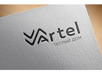 "Logo ""ARTEL"" теплый дом"