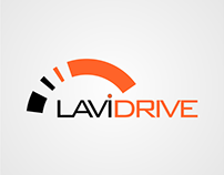 Logo Design for LAVI DRIVE