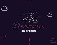 DREAMS - logo animation
