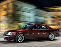 Mercedes-Benz W124 Lotec