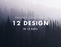 12 Patches Design