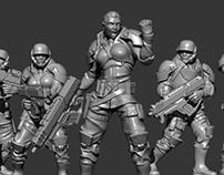 Sayx Faction - Fallen frontiers