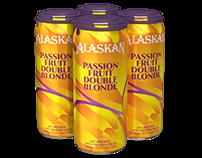 Alaskan Passion Fruit Double Blonde