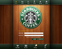 Starbucks Application Design Concept