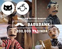 Bababank 300.000 yaşında
