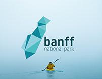 Banff National Park - Identity Design