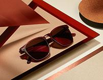 Ace&Tate Saffron collection