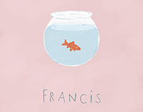 Harry Potter - Francis animation