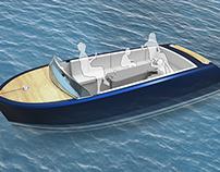 -Rental Boat System-