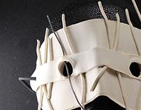 Sculpey Mask