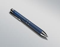 Free ballpoint pen mockups