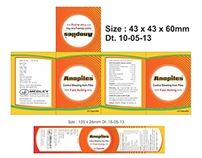 Anopiles - Herbal Medicine - Carton and Label