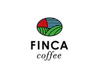 FINCA coffee Identity