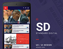 Standard Digital Mobile Application
