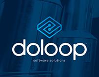 Doloop™ Brand Identity Design