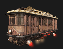 Fly Fantastic Train