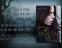 "Social Media Headers for ""A Hold On Me"""