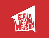 Erica Faye Watson – Branding