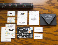 Jill Smith Branding, Stationery & Website