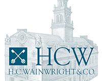 HC Wainwright & Co. Logo Illustration by Steven Noble