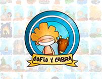 Gofio y Cabra | Illustration