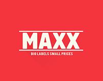 TK MAXX Rebranding