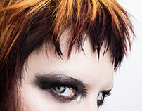 Hair collection for Linda Lehto