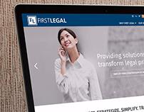 FIrst Legal Website