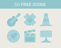 50 FREE Dock and Launchpad Icons
