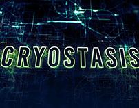 Cryostasis Title Design