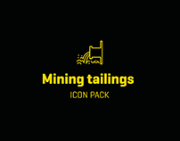 Mining Tailings | Icon Pack