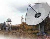 Photo processing of meteorological antennas