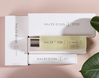 Malée Natural Science Skincare Range
