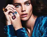 Schullin jewelry campaign 2020/2021