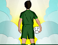 Forca Chapecoense, illustration