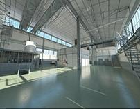 CEA Center - Zoé  atomic heap