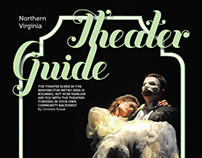 Theater Guide in Northern VA Magazine, November 2012