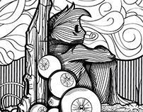 BLANCO GRIS // WHITE & GRAY
