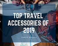 Top Travel Accessories of 2019